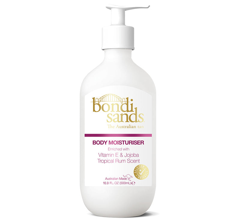 TROPICAL RUM BODY MOISTURISER - 500ml