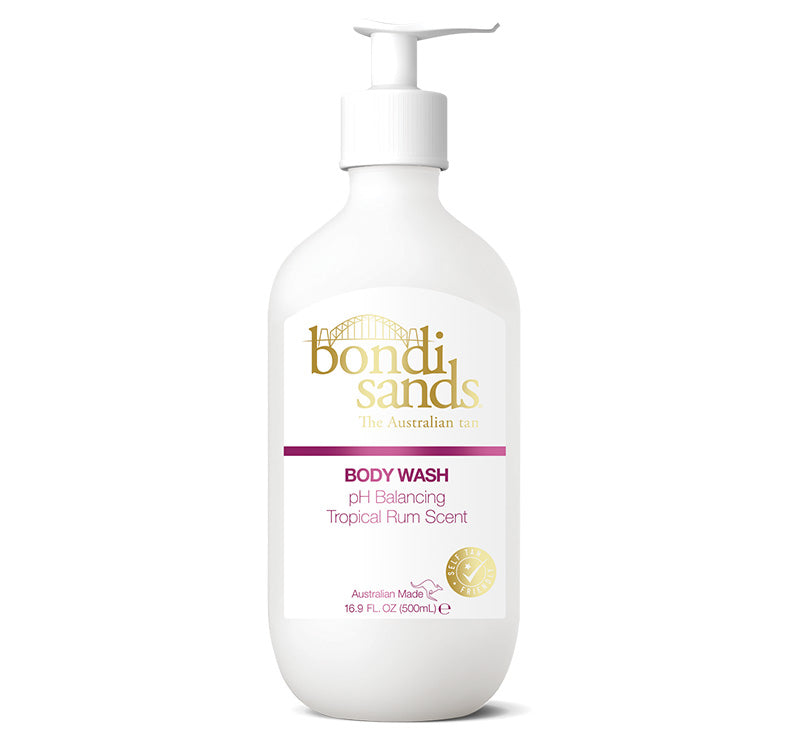 TROPICAL RUM BODY WASH - 500ml