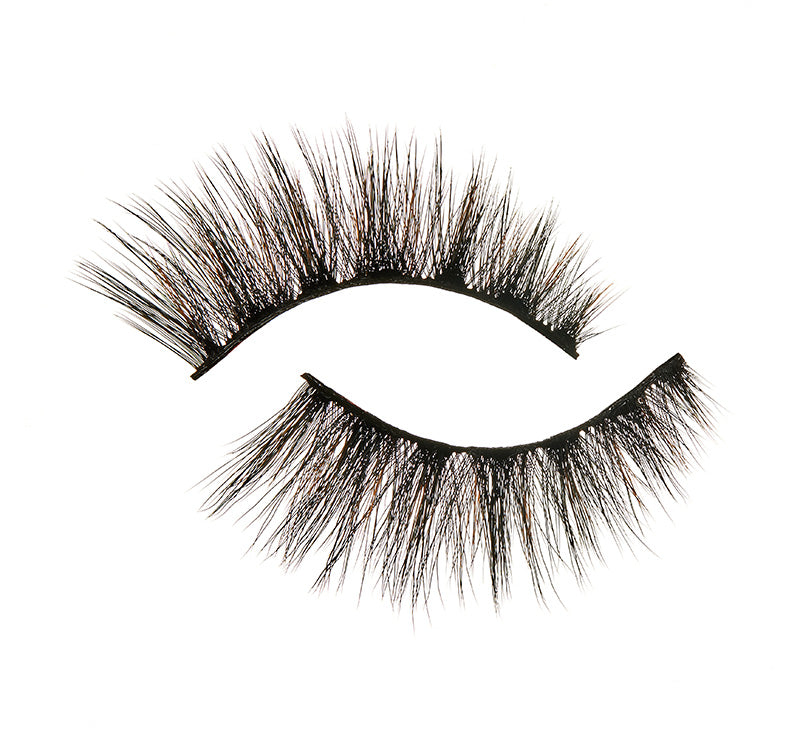 XOBEAUTY TROUBLEMAKER FAUX MINK LASHES Glam Raider