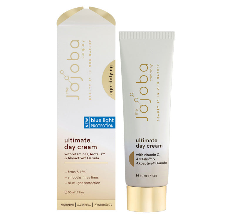 THE JOJOBA COMPANY ULTIMATE DAY CREAM Glam Raider