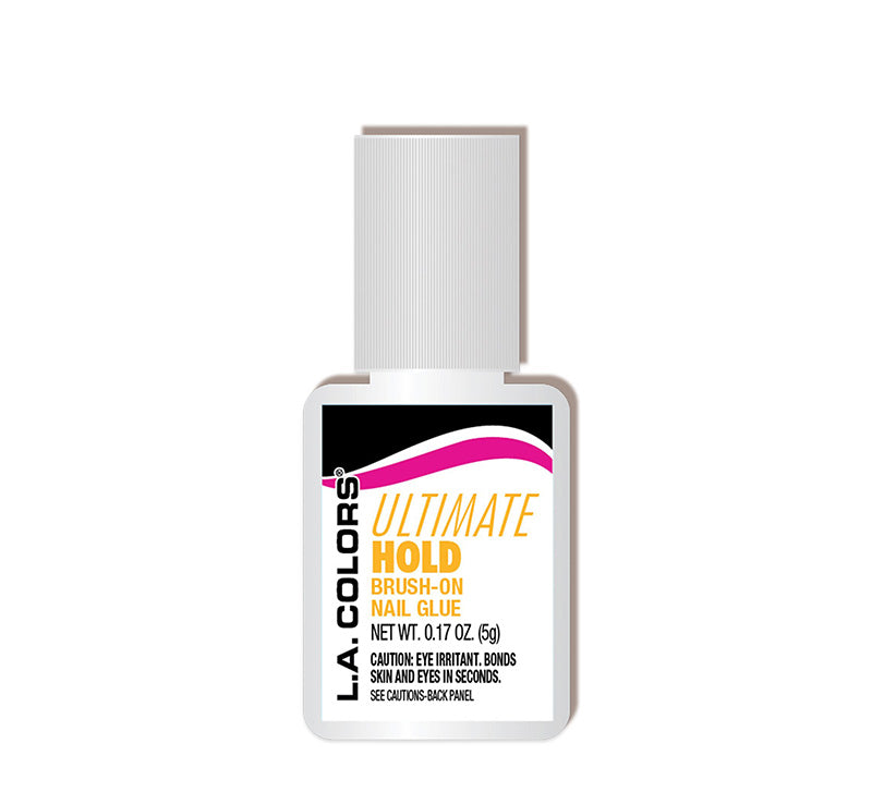 LA COLORS ULTIMATE HOLD BRUSH ON NAIL GLUE Glam Raider