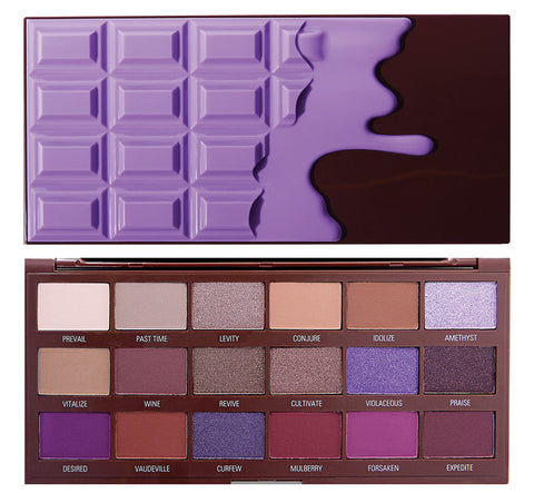 VIOLET CHOCOLATE PALETTE