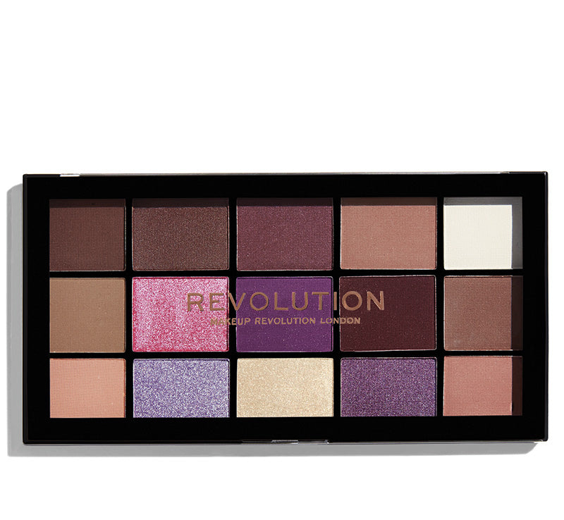 MAKEUP REVOLUTION VISIONARY RELOADED PALETTE Glam Raider