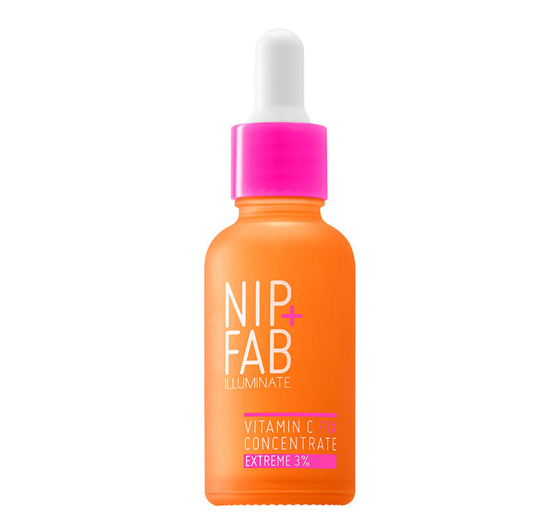 NIP + FAB VITAMIN C FIX CONCENTRATE EXTREME 3% Glam Raider