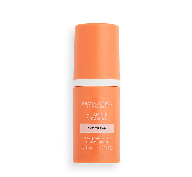 REVOLUTION SKINCARE VITAMIN C BRIGHTENING EYE CREAM Glam Raider