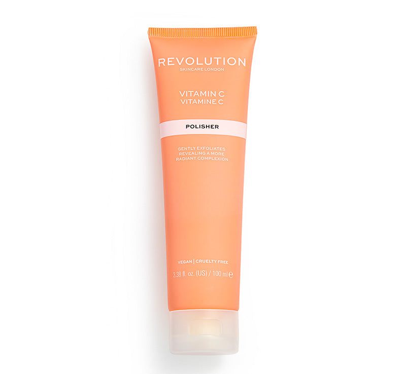 REVOLUTION SKINCARE VITAMIN C BRIGHTENING POLISHER Glam Raider