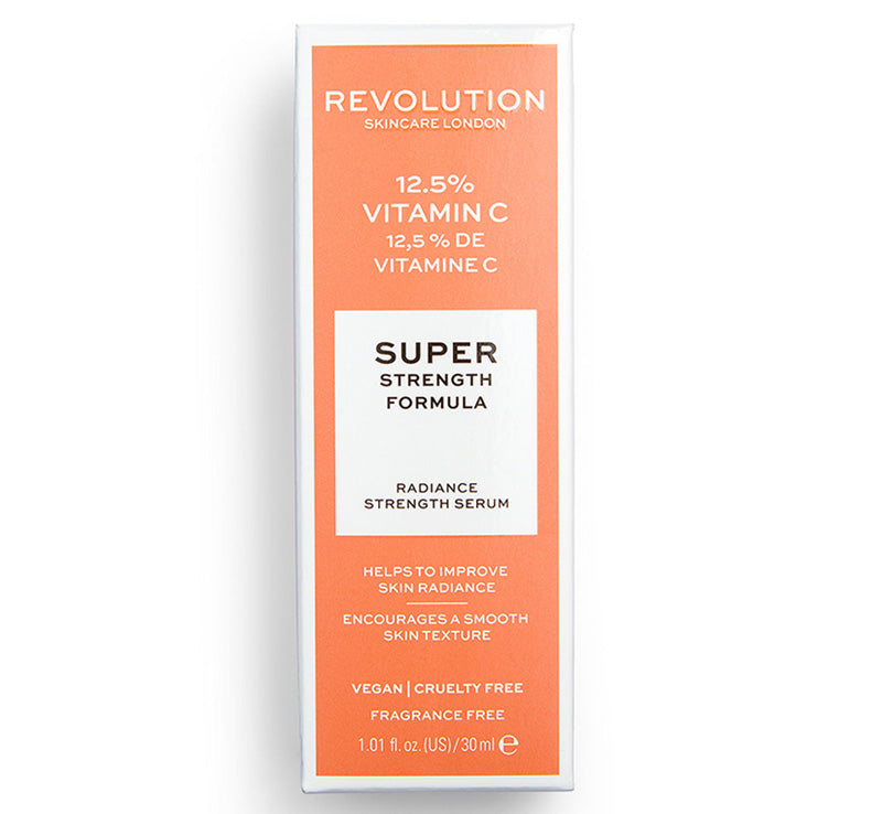 REVOLUTION SKINCARE 12.5% VITAMIN C SERUM Glam Raider