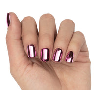 VOLTA SHORT SQUARE PRESS-ON NAILS