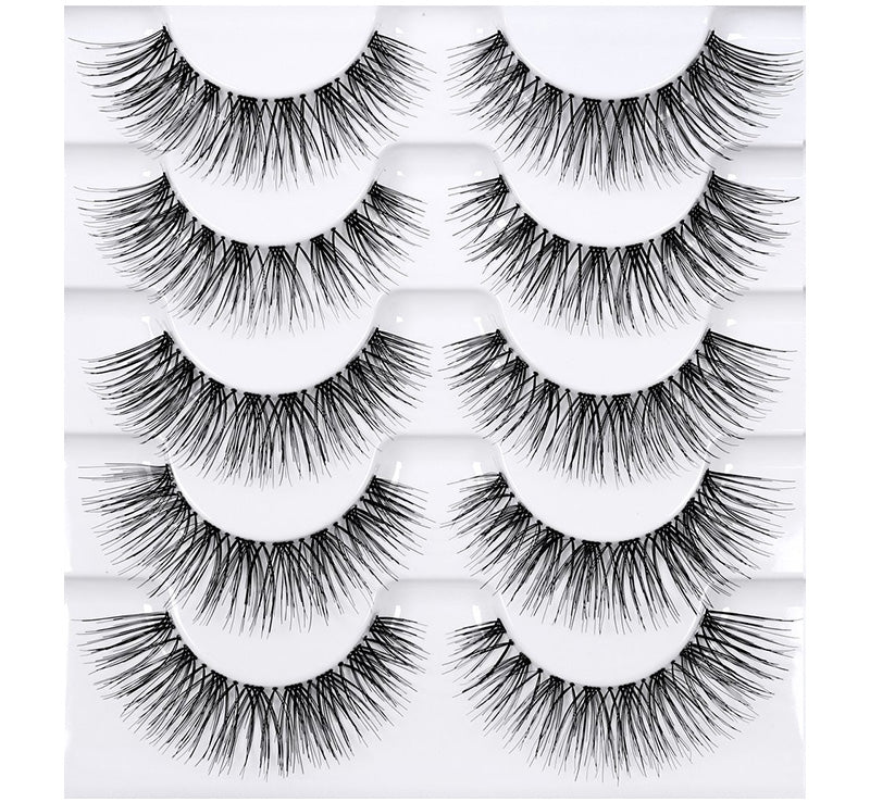 XOBEAUTY THE WANDERLUST FALSE LASH SET Glam Raider