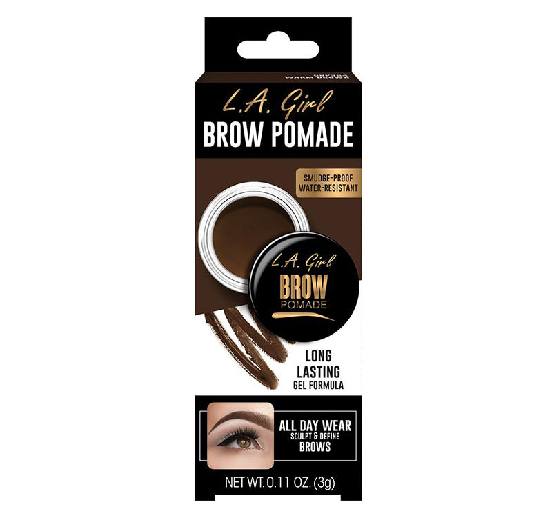 WARM BROWN BROW POMADE