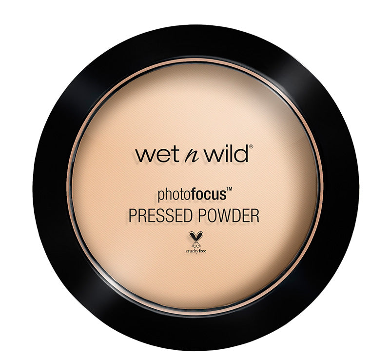 PHOTO FOCUS PRESSED POWDER - WARM LIGHT
