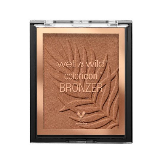 WHAT SHADY BEACHES COLOR ICON BRONZER