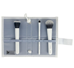 COMPLEXION PERFECTION BRUSH KIT - WHITE