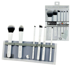 TOTAL FACE BRUSH KIT - WHITE