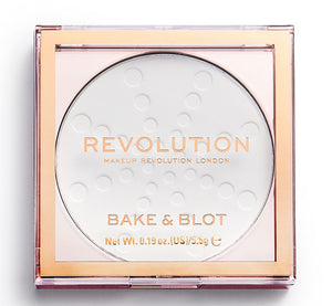 WHITE BAKE AND BLOT POWDER