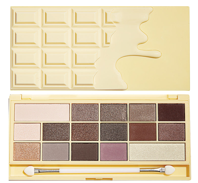 I HEART REVOLUTION WHITE CHOCOLATE PALETTE Glam Raider