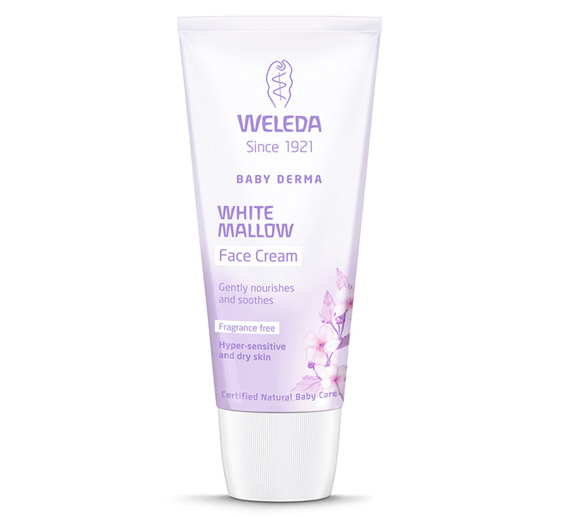 WELEDA WHITE MALLOW FACE CREAM Glam Raider