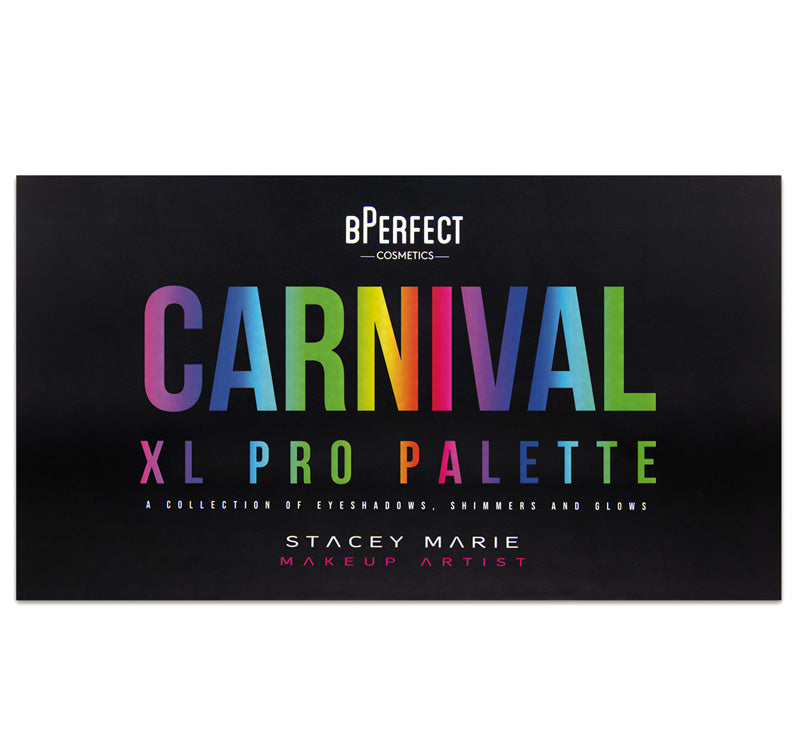 BPERFECT STACEY MARIE CARNIVAL XL PRO PALETTE Glam Raider
