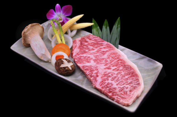Japanese Wagyu New York Steaks