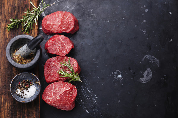 Japanese Wagyu Filet Mignon Loco Steaks