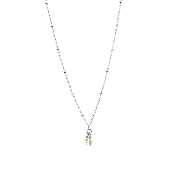 Stella Necklace | Silver