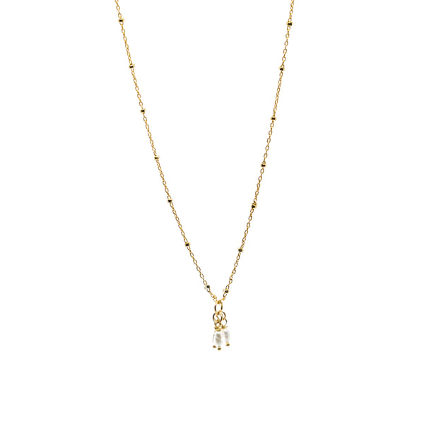 Stella Necklace | Gold