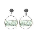 Catch Earring | Mellow Mint