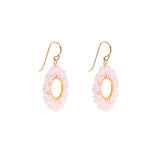 Filigree Earring | Pink Oasis