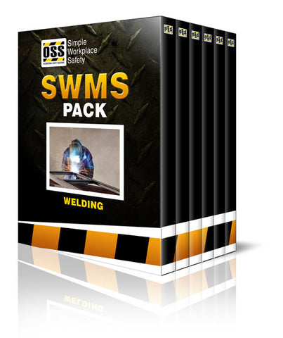 SWMS Pack - Welding