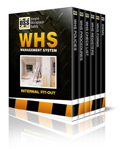 WHS Industry Pack - Internal Fit-Out