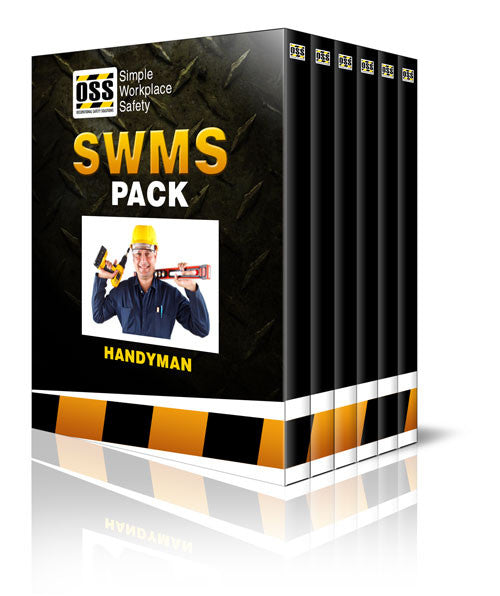 Swms Pack Handyman Occupational Safety Solutions