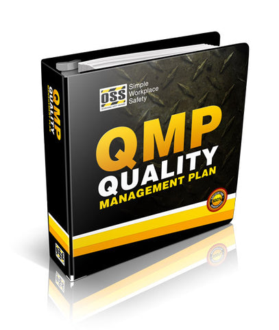 Quality Management Plan (QMP)