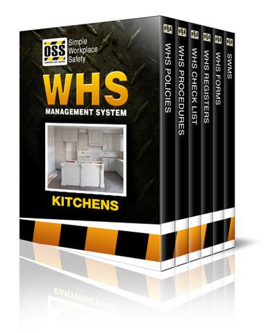 WHS Industry Pack - Kitchens