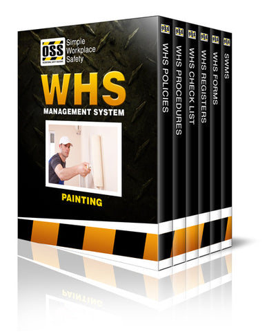 WHS Industry Pack - Painting
