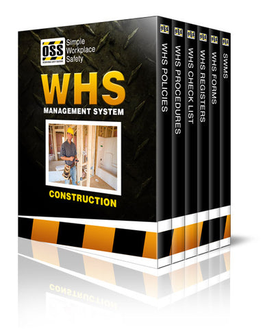 WHS Industry Pack - Construction
