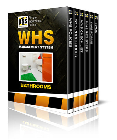 WHS Industry Pack - Bathrooms