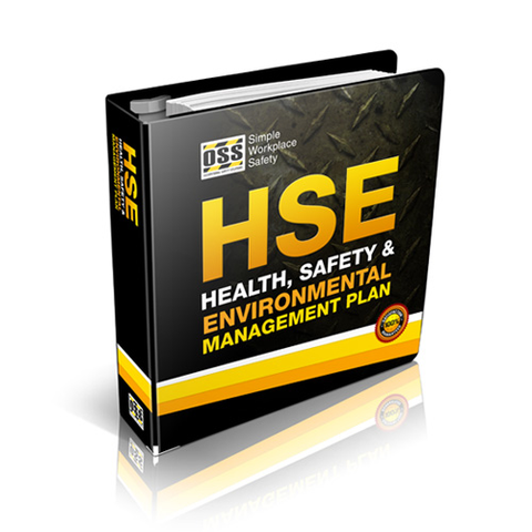 Health, Safety and Environmental (HSE) Management Plan
