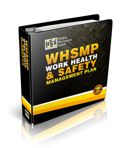 Work Health and Safety Management Plan (WHSMP)
