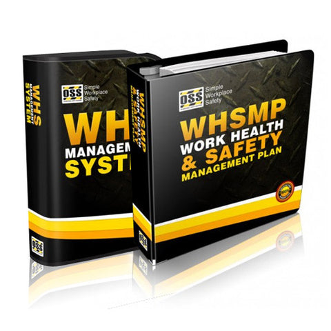 WHS Management System and WHSMP Combo