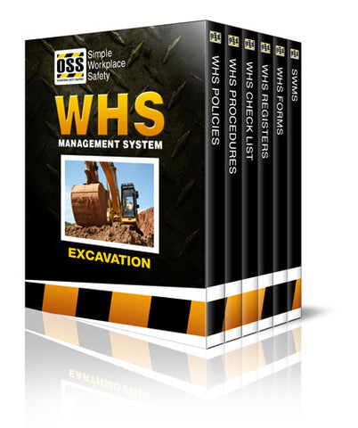 WHS Industry Pack - Excavation