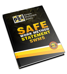 SWMS or Safe Work Method Statement Templates