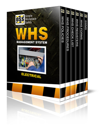 WHS Industry Pack - Electrical