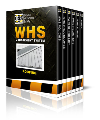 WHS Industry Pack - Roofing