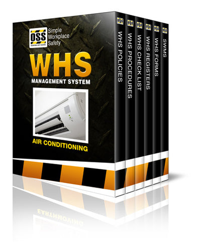 WHS Industry Pack - Air Conditioning