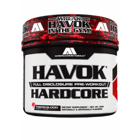 American Metabolics HAVOK preworkout