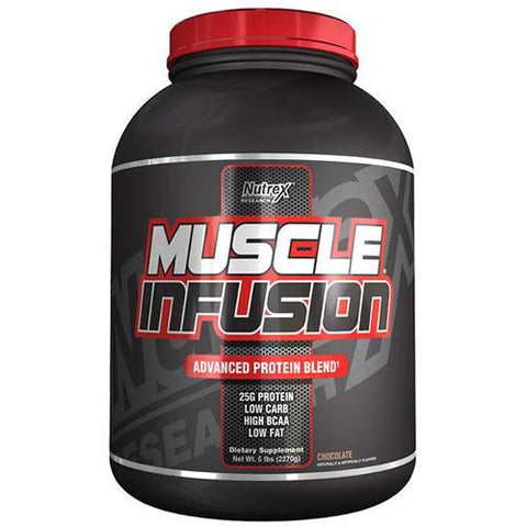 Nutrex Muscle Infusion 5lb whey