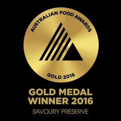thai zing wins gold at the Australian Food Awards
