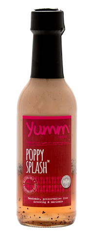 poppy splash - yumm tastes