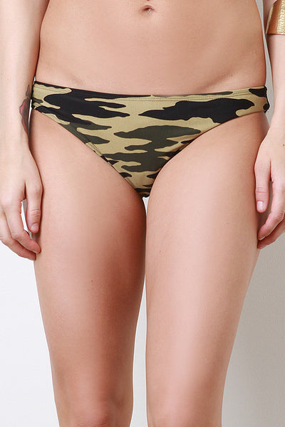 Firm Duty Bikini Bottom