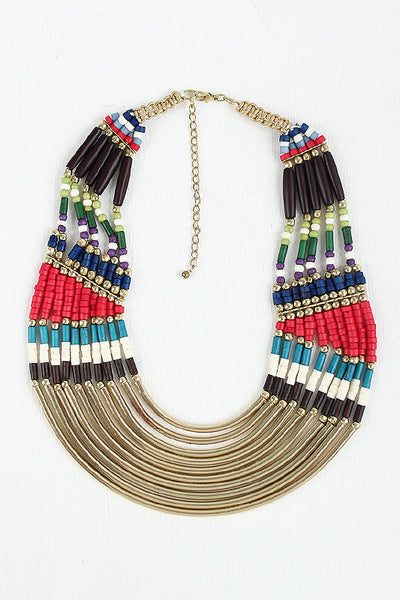 Safari Ladder Necklace